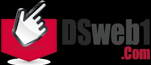 Logo Webmaster DsWeb1 Daniel Sánchez